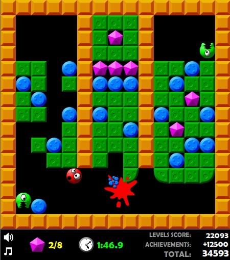 Crazy Digger Games