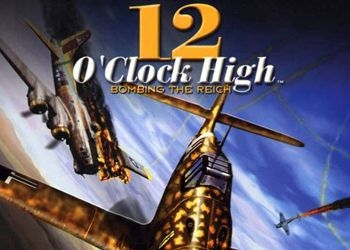 Обложка игры 12 O'Clock High: Bombing the Reich