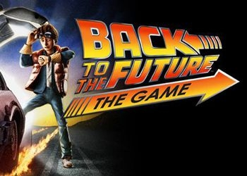 Обложка игры Back to the Future: The Game Episode 1. It's About Time