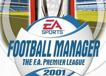 Обложка игры F.A. Premier League Football Manager 2001