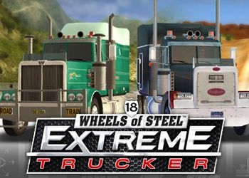Обложка игры 18 Wheels of Steel: Extreme Trucker