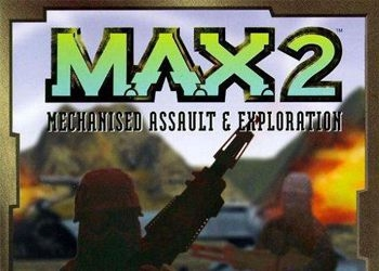 Обложка игры M.A.X. 2: Mechanized Assault and Exploration