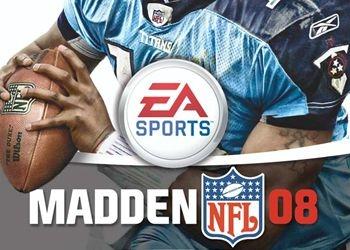 Madden NFL 08 - описание игры, дата выхода, оценка и отзывы