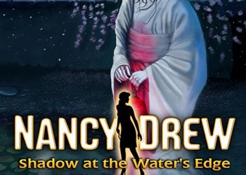 Обложка игры Nancy Drew: Shadow at the Water's Edge