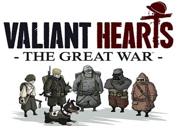 Обложка игры Valiant Hearts: The Great War