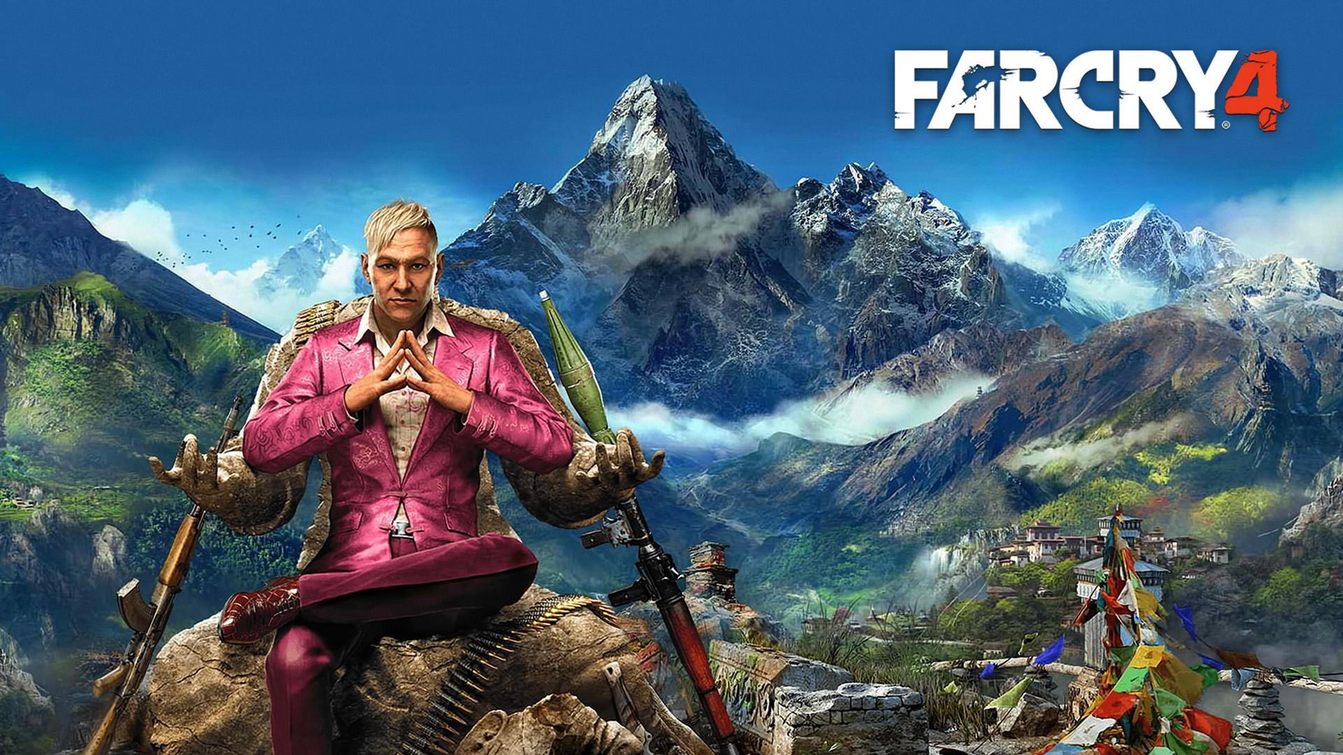 Полное руководство по игре Far cry 4