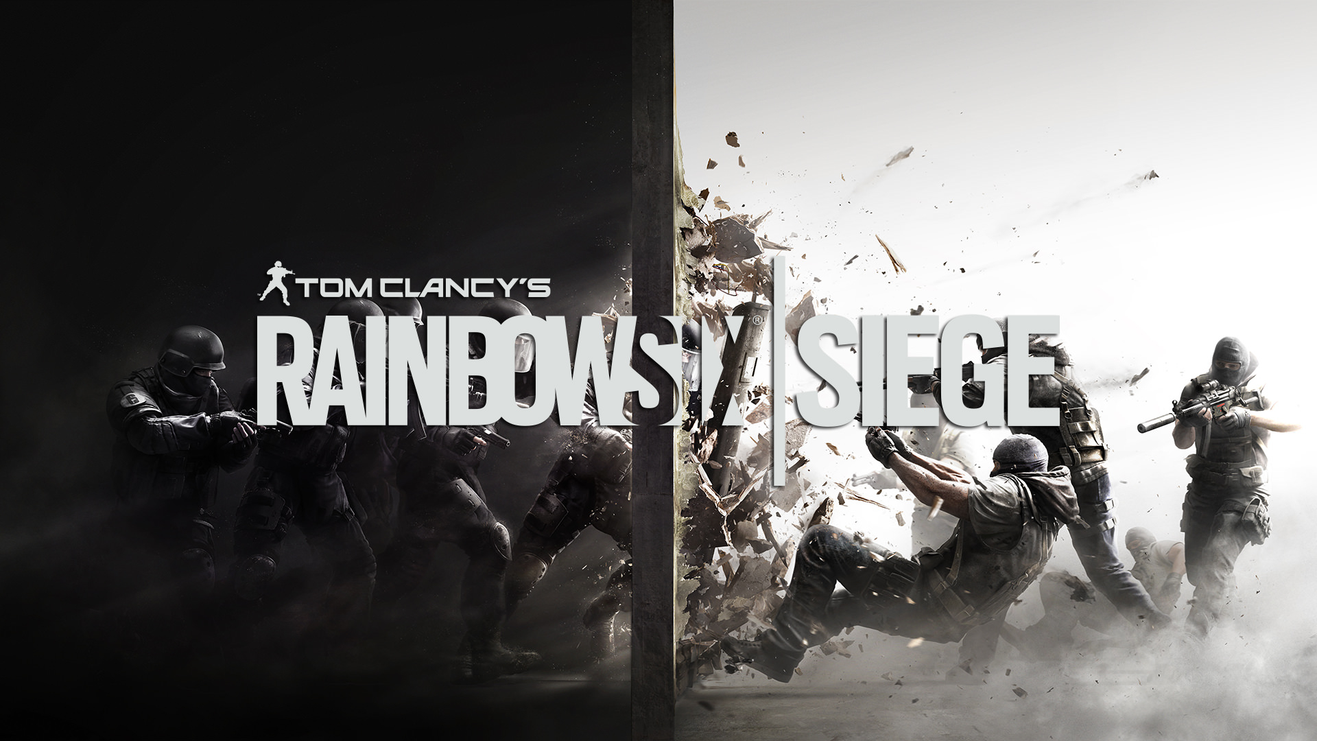 Обложка игры Tom Clancy's Rainbow Six Siege