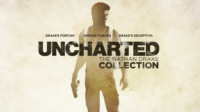 Обложка игры Uncharted: The Nathan Drake Collection