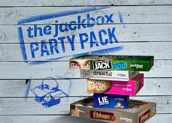 Обложка игры Jackbox Party Pack, The