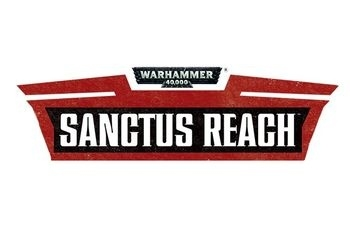 Обложка игры Warhammer 40,000: Sanctus Reach