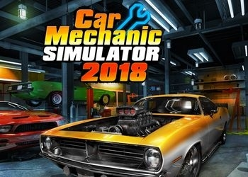 Файлы для игры Car Mechanic Simulator 2018