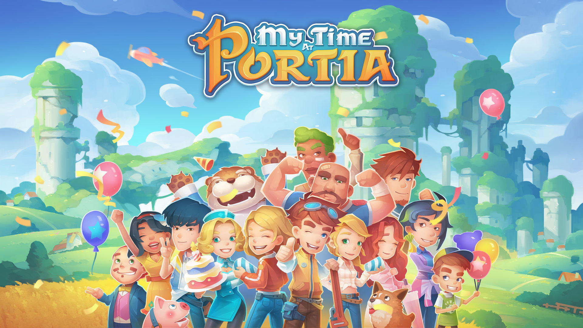 Файлы для игры My Time At Portia