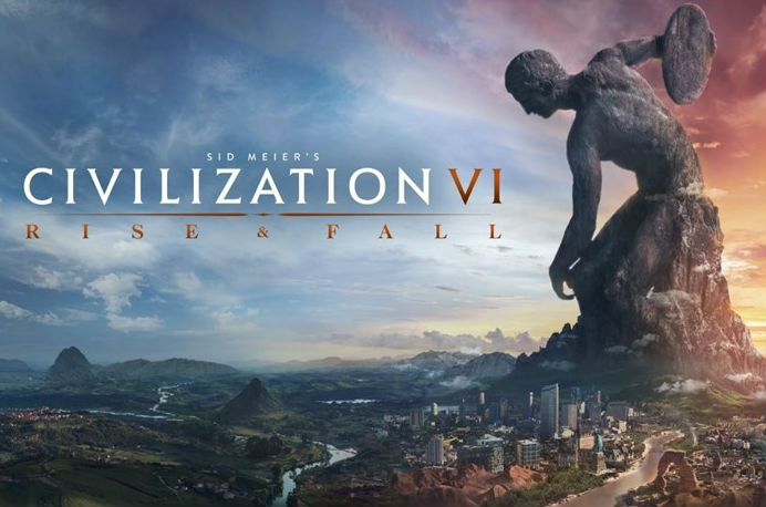 Скриншоты из игры Sid Meier's Civilization VI: Rise and Fall