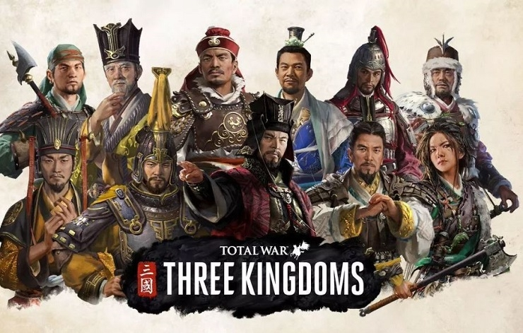 Файлы для игры Total War: Three Kingdoms