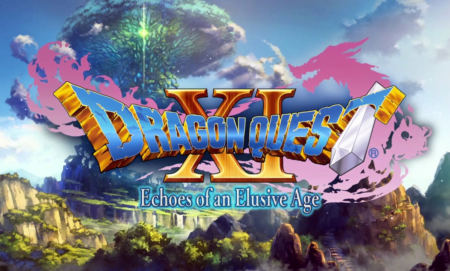 Скриншоты из игры Dragon Quest 11: Echoes of an Elusive Age