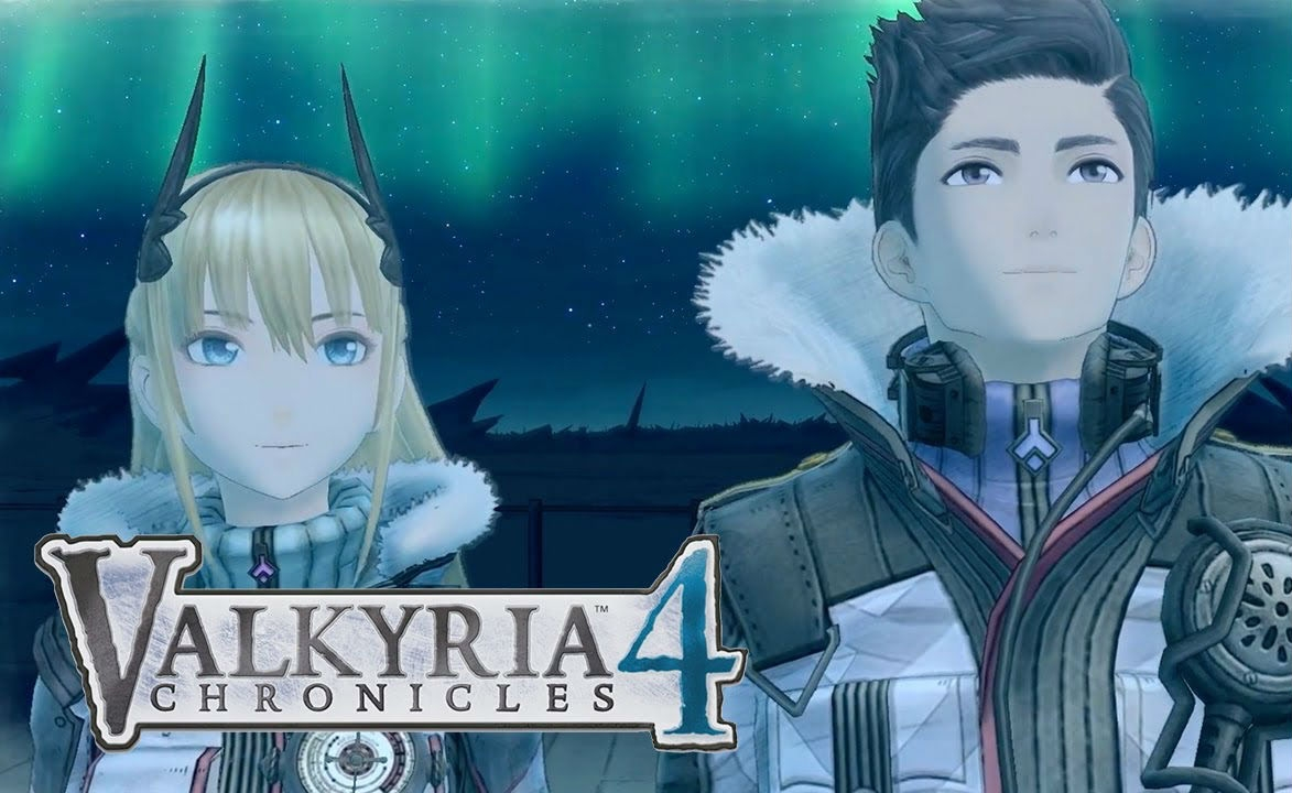 Файлы для игры Valkyria Chronicles 4