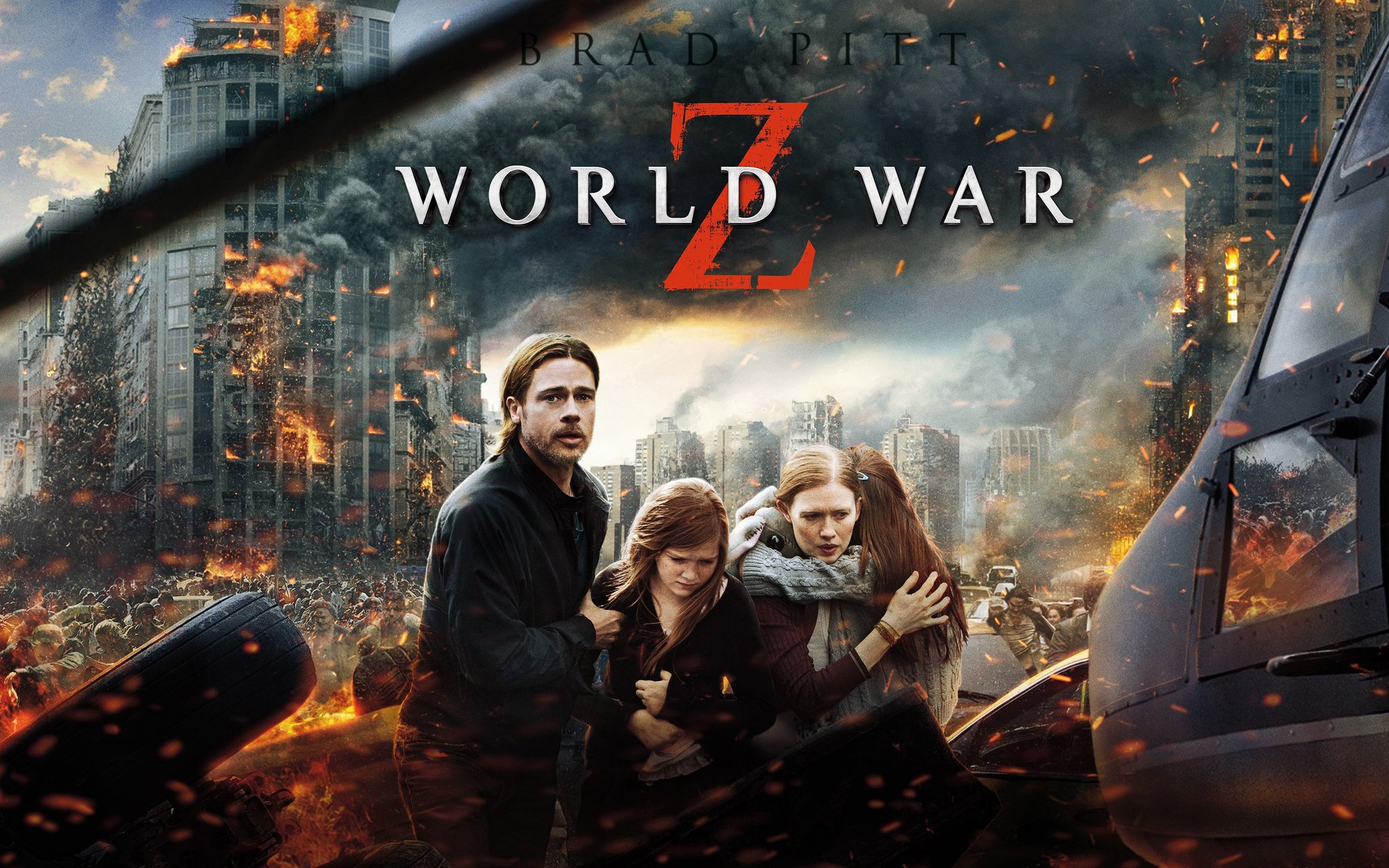 Файлы для игры World War Z