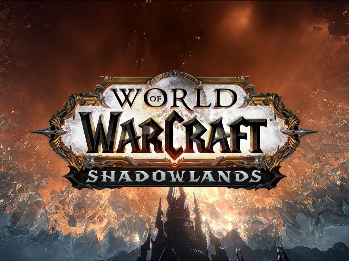 Обложка игры World of Warcraft: Shadowlands