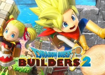 Файлы для игры Dragon Quest Builders 2