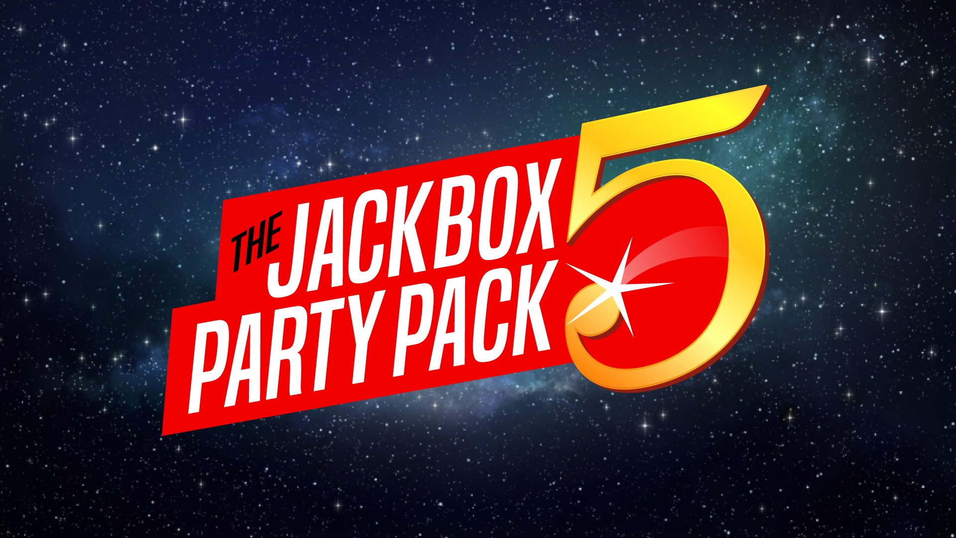 Обложка игры Jackbox Party Pack 5, The