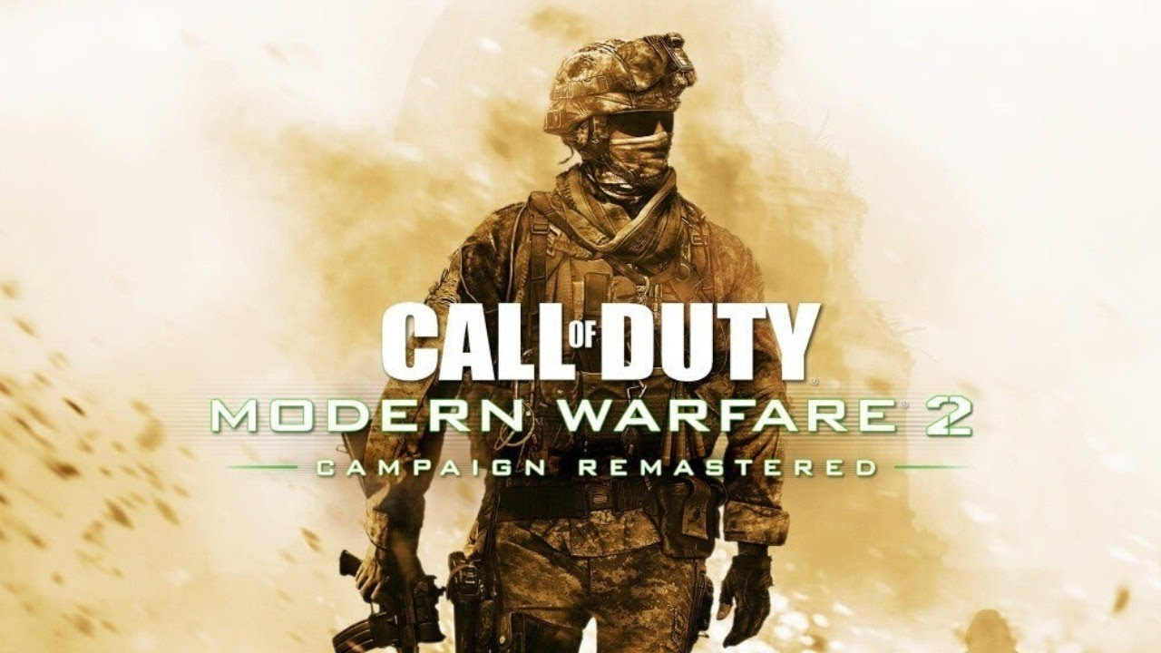 Обложка игры Call of Duty: Modern Warfare 2 Campaign Remastered