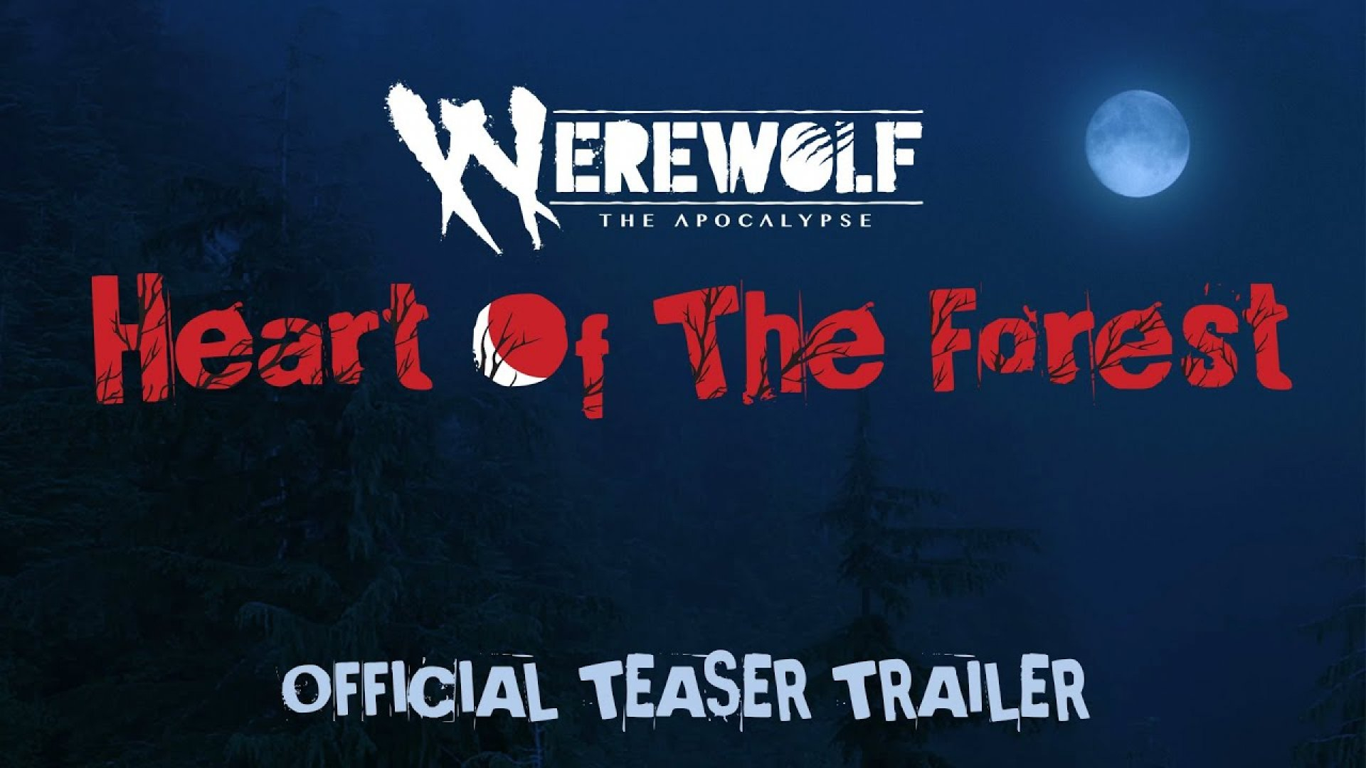 Обложка игры Werewolf: The Apocalypse - Heart of the Forest