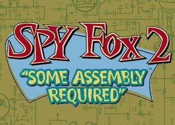 Обложка игры Spy Fox 2: Some Assembly Required