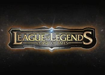 Обложка игры League of Legends: Clash of Fates