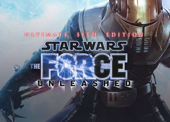 Обложка игры Star Wars: The Force Unleashed - Ultimate Sith Edition
