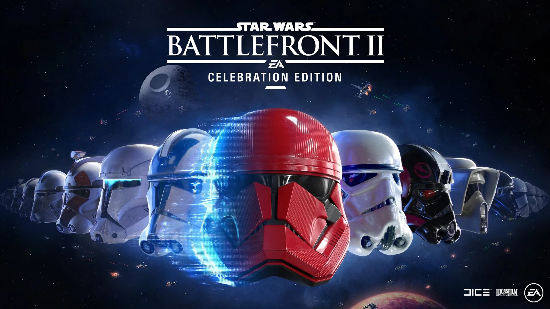 Новость В Epic Games Store стартовала раздача Star Wars Battlefront 2: Celebration Edition
