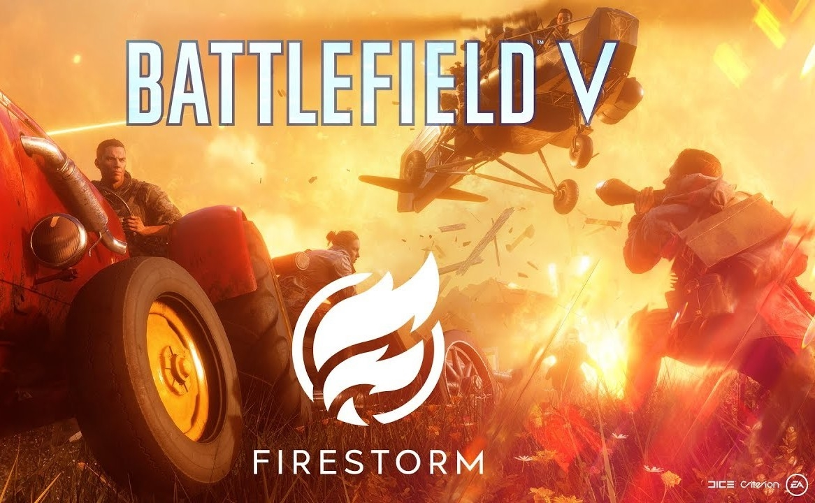 Новость У Battlefield V будет режим Battle Royale