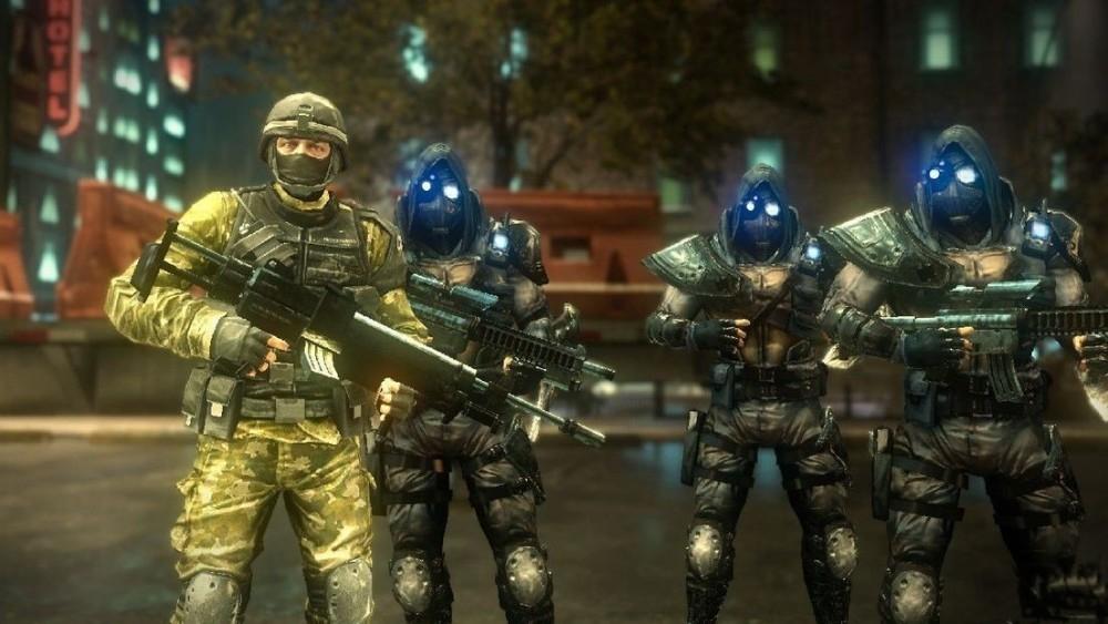фото бойцов спецназа из игры прототип работали колхозе
