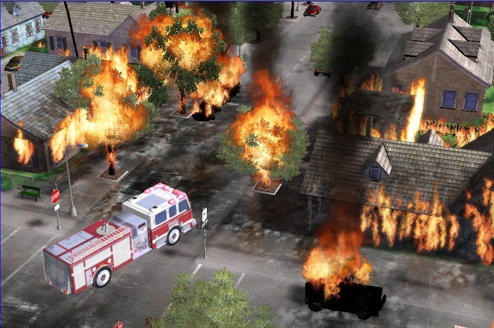 сути видео прохождений игр про пожарных боюсь принцепи