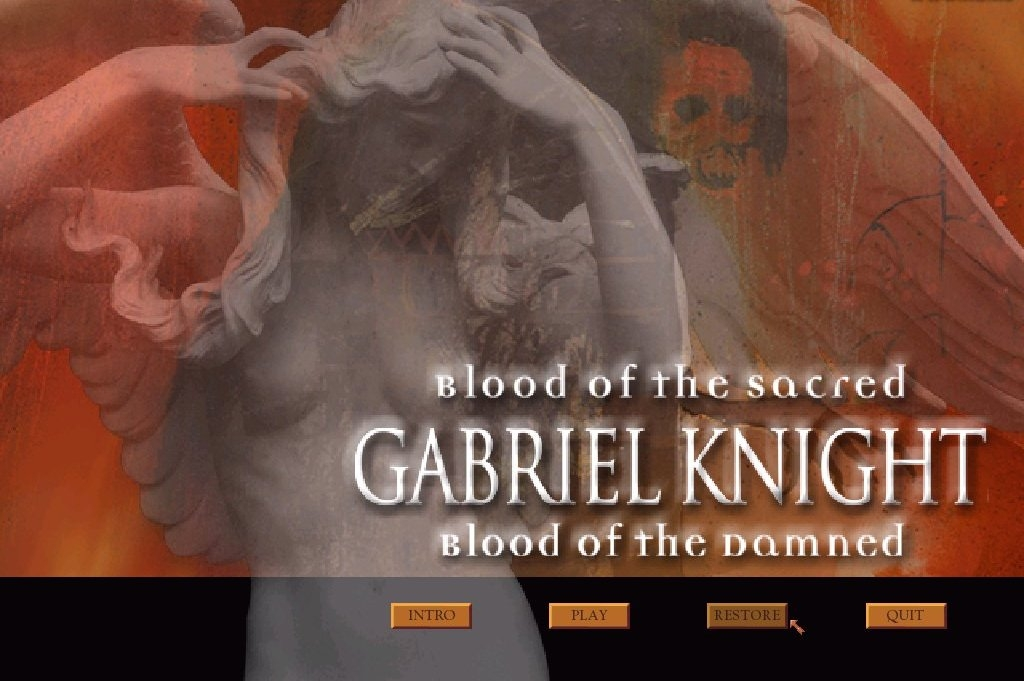 Скриншот из игры Gabriel Knight 3: Blood of the Sacred, Blood of the Damned под номером 14