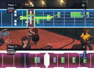 Скриншот из игры Naked Brothers Band: The Video Game, The под номером 2