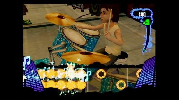 Скриншот из игры Naked Brothers Band: The Video Game, The под номером 4