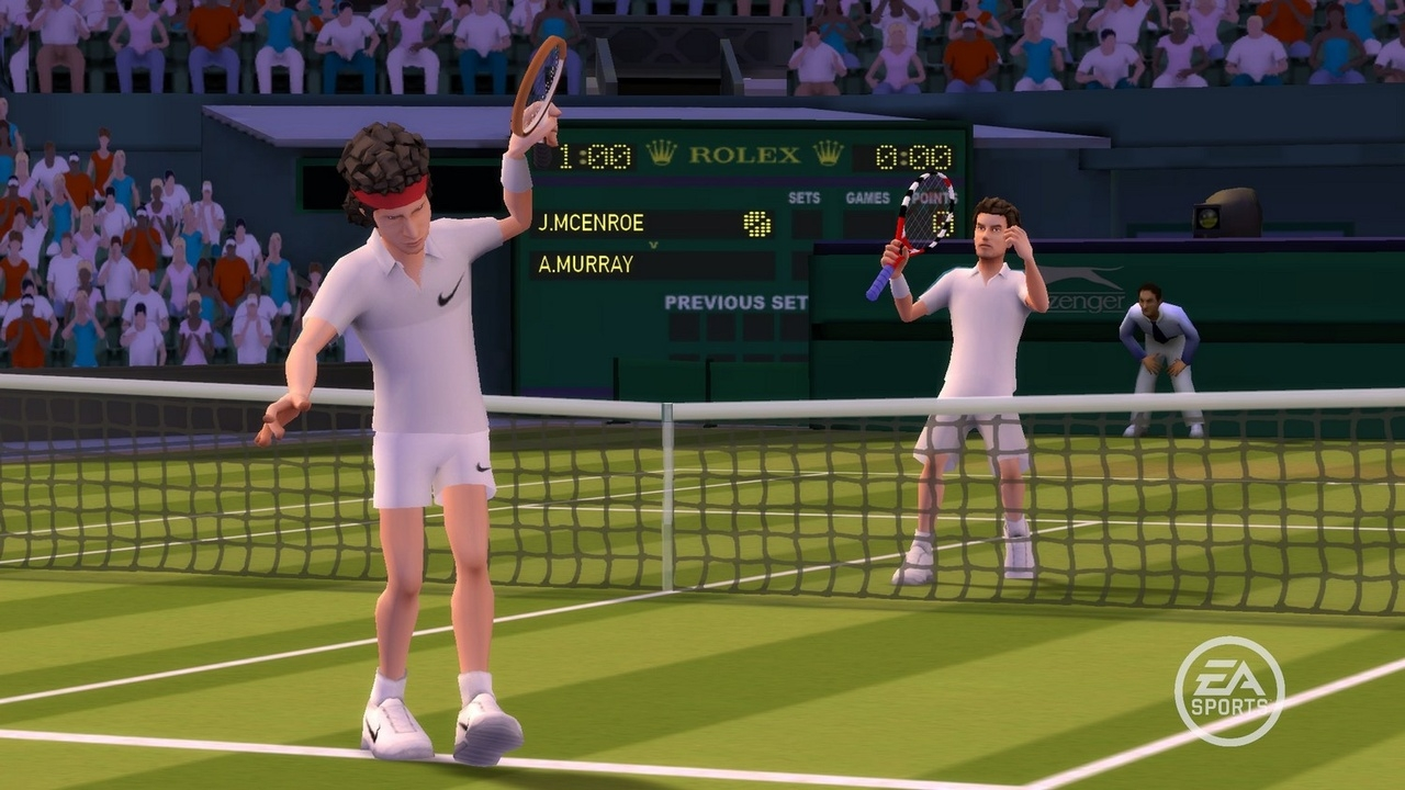 Images of Playing Tennis On The Wii Lyrics - #rock-cafe