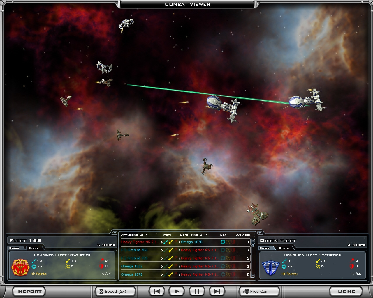 Скриншот из игры Galactic Civilizations 2: Twilight of the Arnor под номером 20