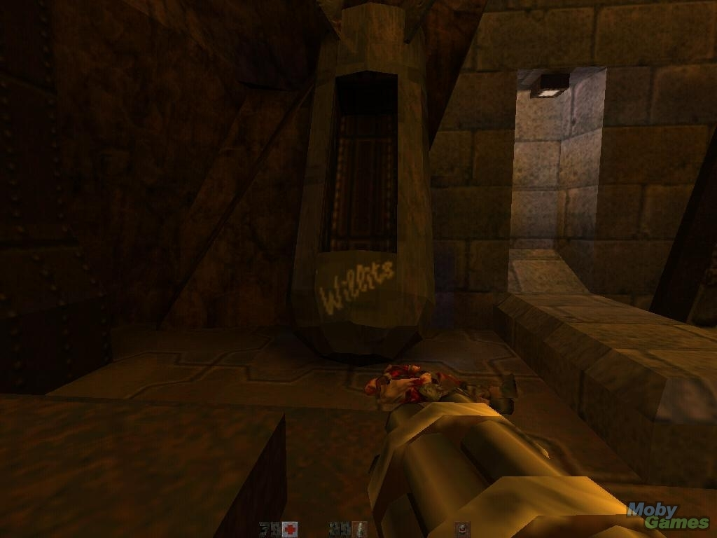 Скриншот из игры Quake 2 Mission Pack 2: Ground Zero под номером 8