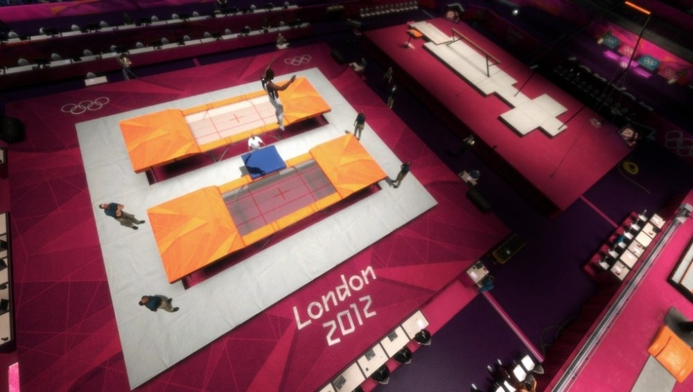 Скриншот из игры London 2012: The Official Video Game of the Olympic Games под номером 104