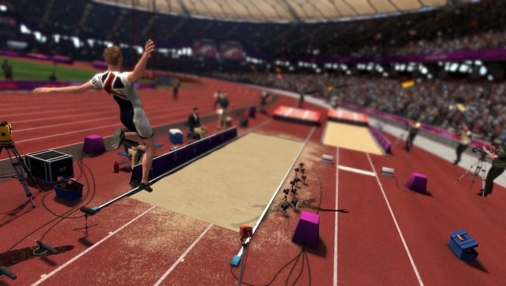 Скриншот из игры London 2012: The Official Video Game of the Olympic Games под номером 105