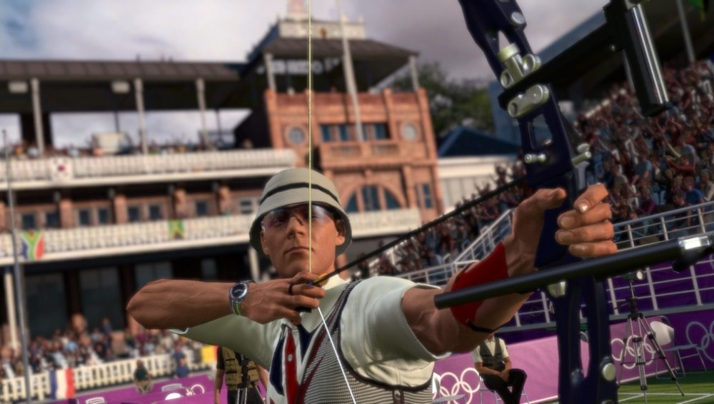 Скриншот из игры London 2012: The Official Video Game of the Olympic Games под номером 109