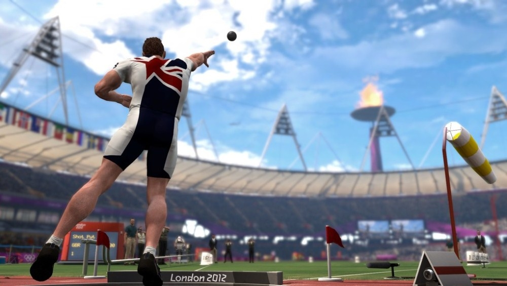 Скриншот из игры London 2012: The Official Video Game of the Olympic Games под номером 131