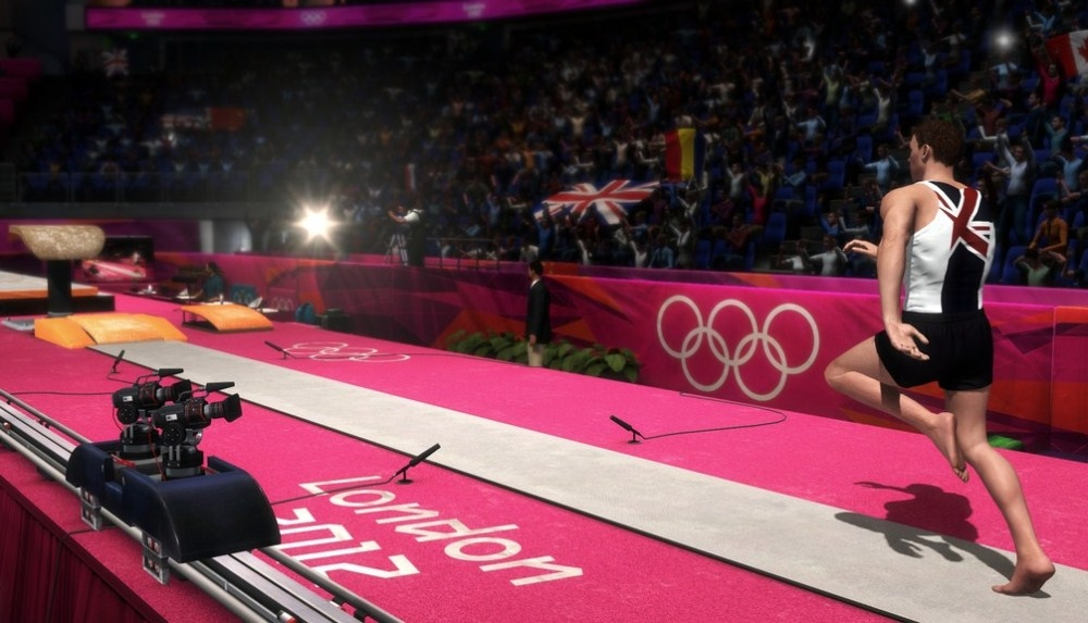 Скриншот из игры London 2012: The Official Video Game of the Olympic Games под номером 132
