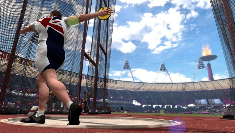 Скриншот из игры London 2012: The Official Video Game of the Olympic Games под номером 134
