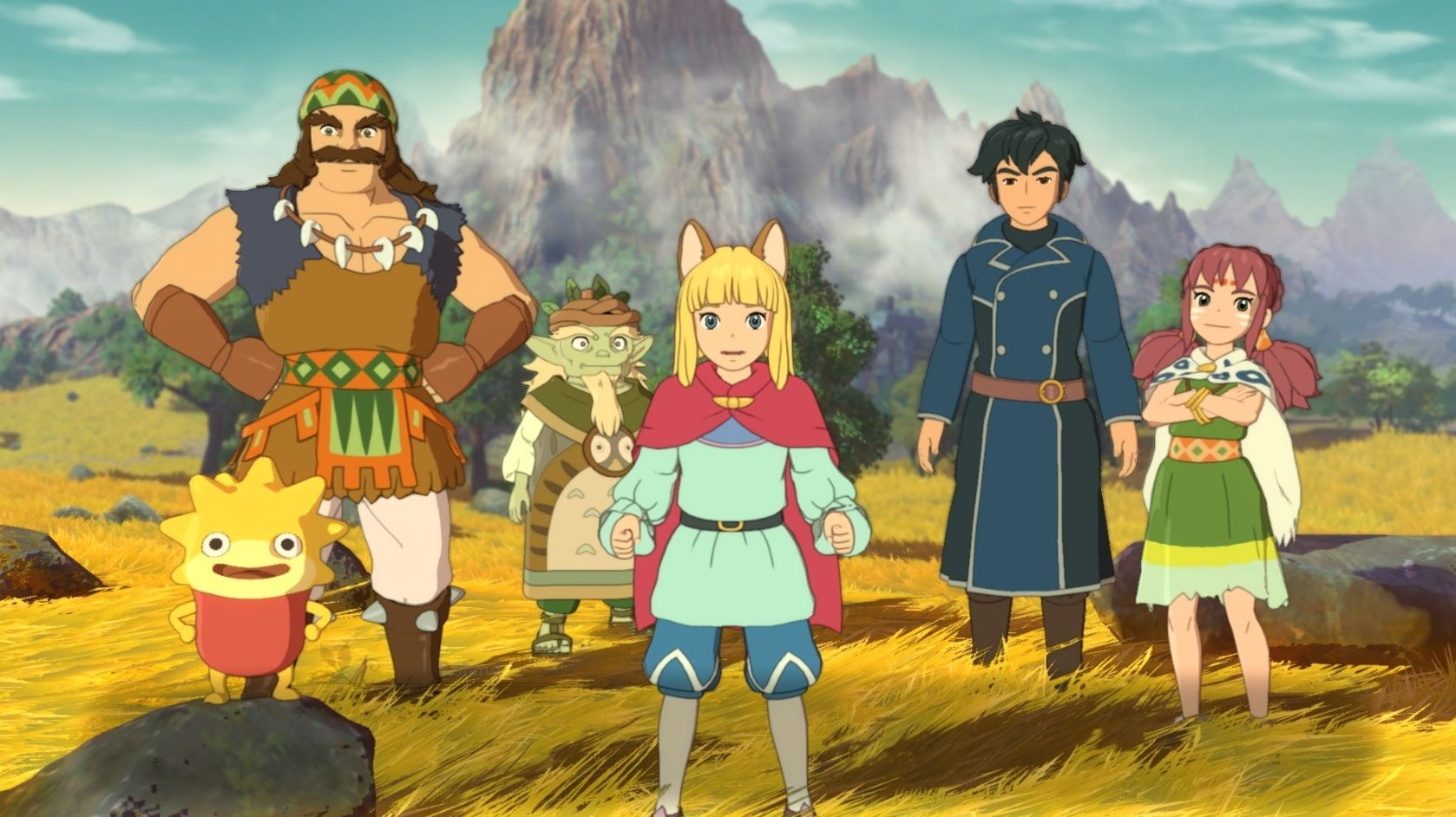 Скриншот из игры Ni no Kuni II: Revenant Kingdom под номером 16