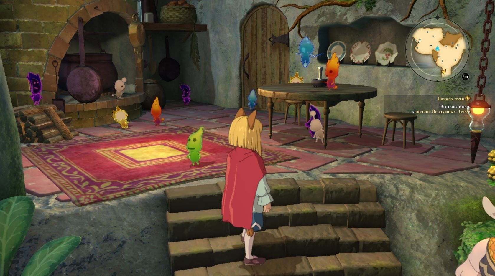 Скриншот из игры Ni no Kuni II: Revenant Kingdom под номером 17
