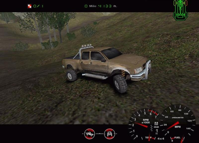 cabelas 4x4 off-road adventure 3 читы