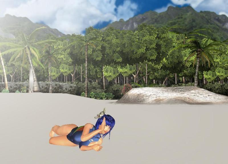 sexy beach zero