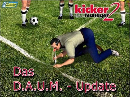 Kicker Fussball Manager 2 Data Vyhoda Novosti Igry